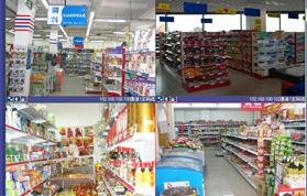 超市安防监控工程