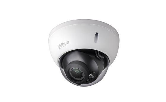 高清星光级红外变焦半球型网络摄像机
