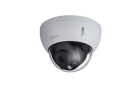 高清星光级红外半球型网络摄像机